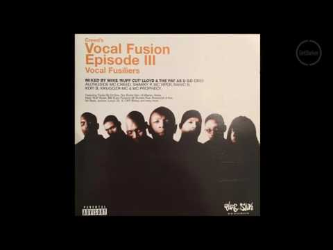 Creed's Vocal Fusion – [Pay As You Go Cartel] - Episode III – CD 2