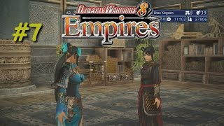 Dynasty Warriors 8 Empires | Empire Mode | (Sima Sasha) #7