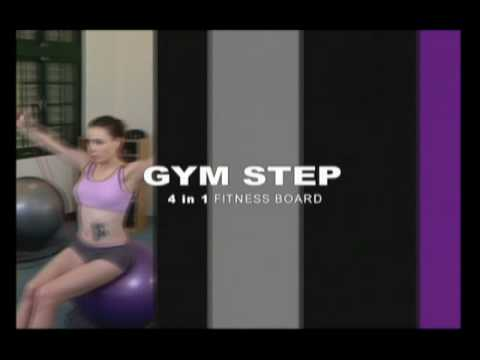 Alaska 4 in 1 Gym Step Promo