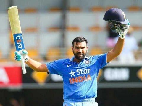 Rohit Sharma 'Hit Man'