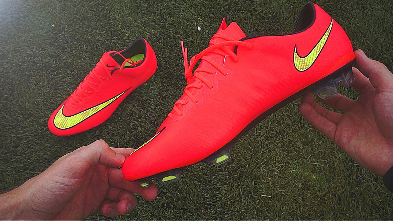new arrival 0f696 a6660 New Nike Mercurial Vapor X Unboxing by freekickerz - YouTube