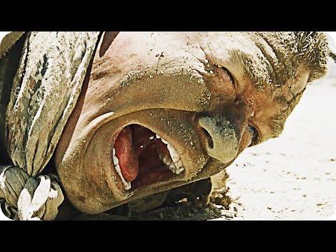 THE WALL Trailer 2 (2017) John Cena, Aaron Taylor-Johnson Movie