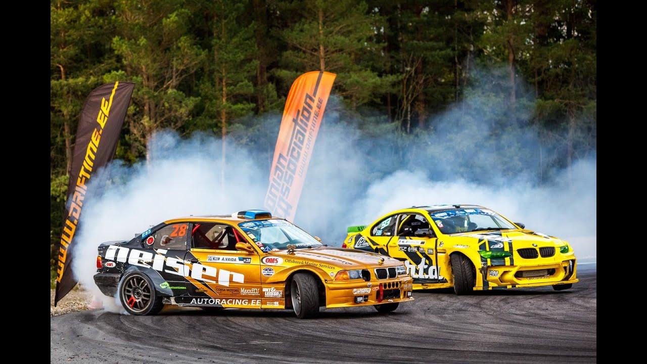 ATOY Baltic Drift Championship ja Superfinaalid Kehala Ringrajal 2021