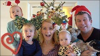 RUZiE TiJDENS KERSTBOOM OPTUiGEN? 🎄( Luxy's eerste keer) 2018| Bellinga Familie Vloggers #1209
