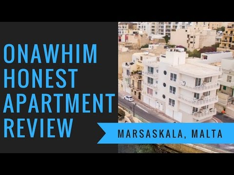 Honest Airbnb Apartment Review - New Sea Front Apartment - Marsaskala, Malta