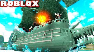 BUYING FLYING DUTCHMAN GHOST SHIP IN ROBLOX! (ROBLOX PIRATE SIMULATOR)
