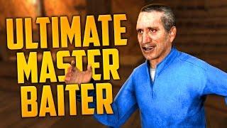 ULTIMATE MASTER BAITER (Garry's Mod Death Run)