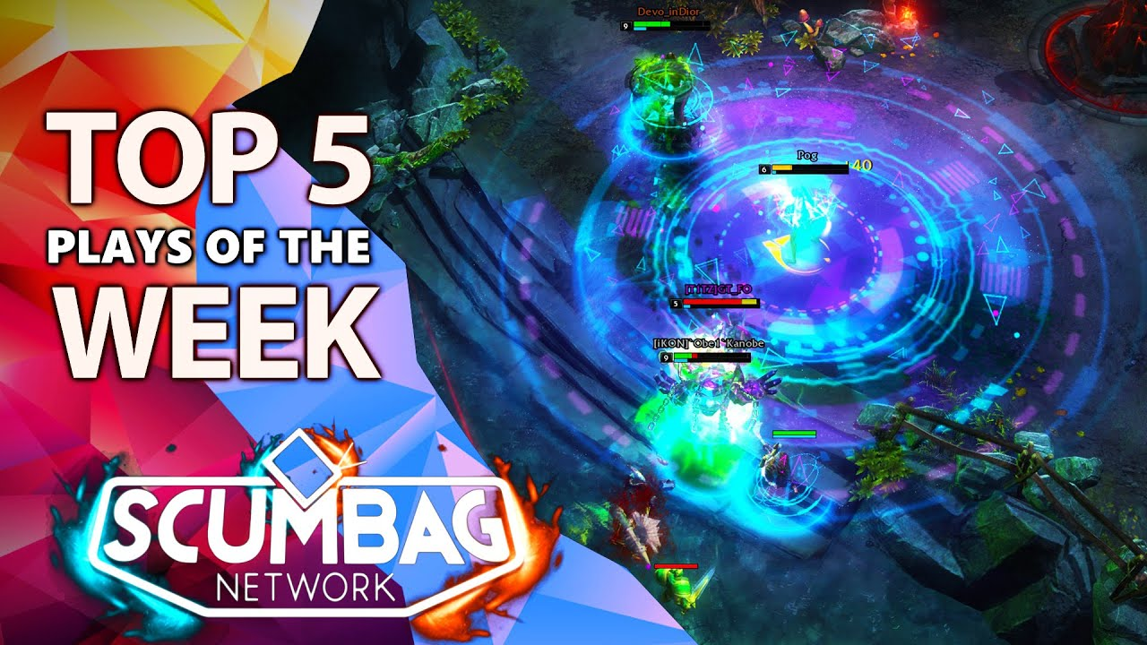 HoN Top 5 Plays of the Week - July 24th (2021)