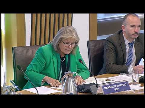 Justice Committee - Scottish Parliament: 14th March 2017