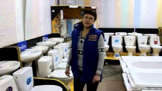 видео Где купить сантехнику в Алматы
