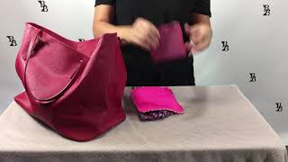 How To Organize Your Handbag - Accessories and Tips