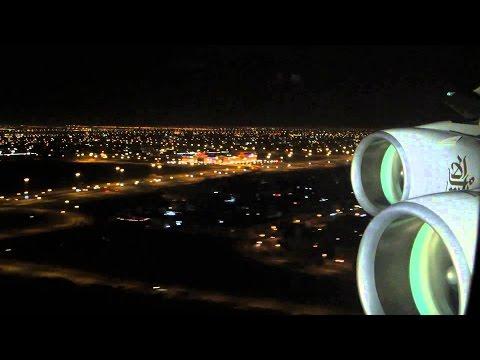 Air Arabia Landing At Sharjah International Airport