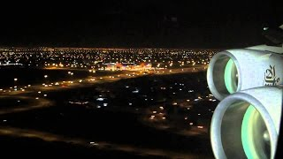 Air Arabia Landing At Sharjah International Airport