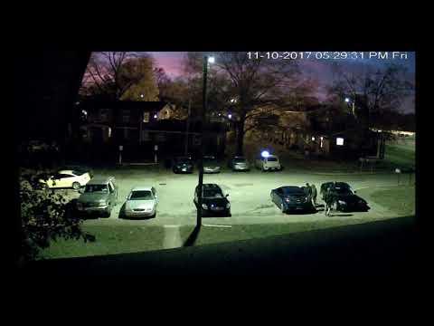 Chapel Street homicide - surveillance footage