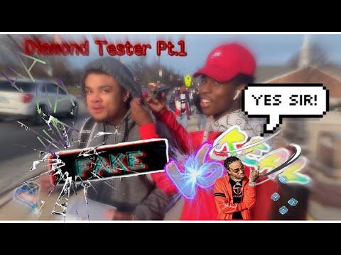 Testing Stranger Diamond????????Morgan Park High School Edition??*Went Right*????