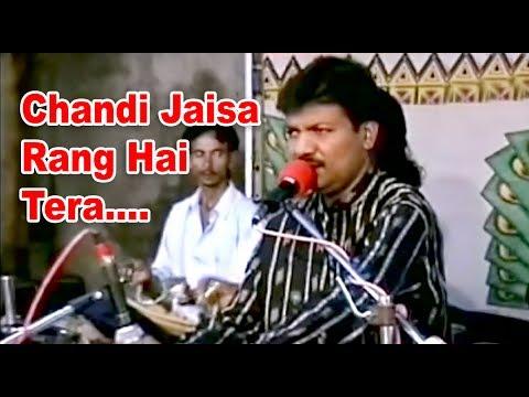 Chandi Jaisa Rang sung in mangadh gam lok dayro