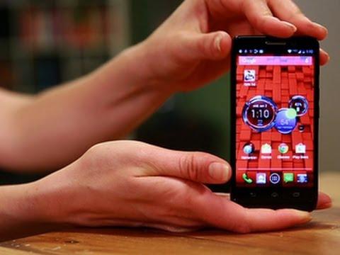 Primer vistazo: Motorola Droid Mini