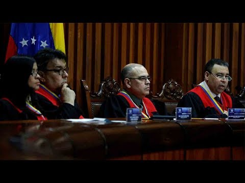 Venezuela's Supreme Court a target of unrest amid international calls to end turmoil