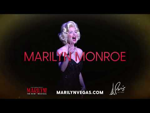 Marilyn! The New Musical. - Now Playing! Paris Las Vegas