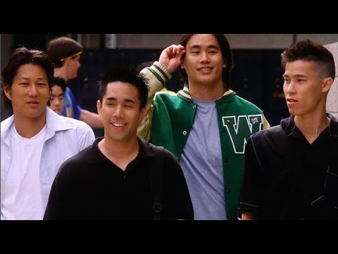 A Look at Asian American Masculinity in Films