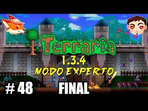 Terraria [T5] Ep. 48 - ¡EL MOON LORD Y LOS ALIENÍGENAS! [FINAL]