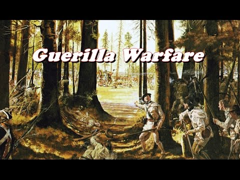 History Brief: Guerilla Warfare in the Revolution