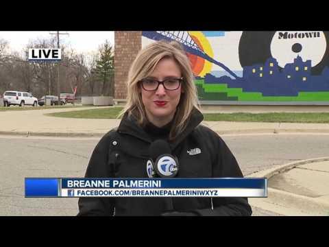 Warming centers open across Detroit following wind storm