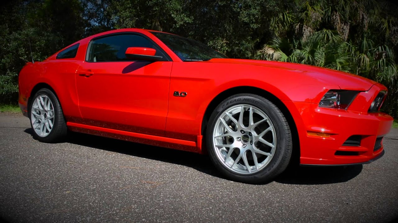 Amr Wheels Silver 2013 Mustang Youtube