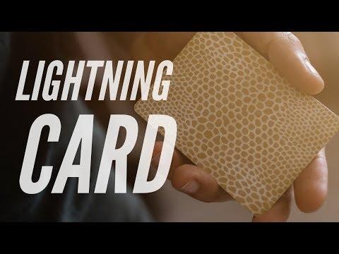 Learn the Lightning Card Trick (card magic tutorial)