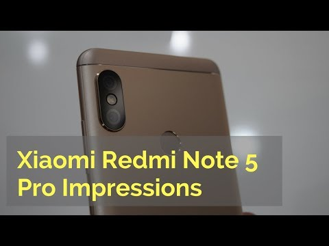 Xiaomi Redmi Note 5 Pro (6GB RAM) Review Videos