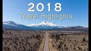 California Travel Highlights 2018