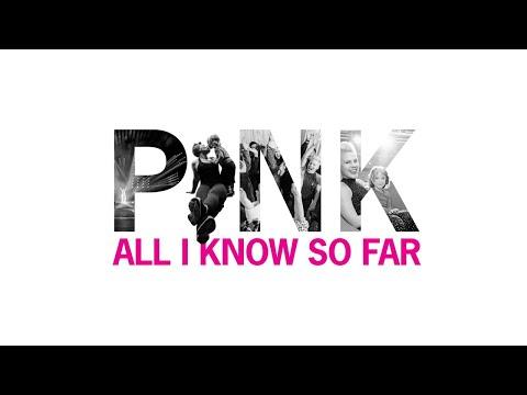 P!nk - All I Know So Far (Audio)