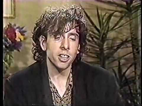 JIM WHALEY interviews Tim Burton on BATMAN