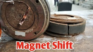 Speaker Magnet Shift (Repair) | Ahuja Driver Unit Magnet Shift | How to Repair Speaker Magnet