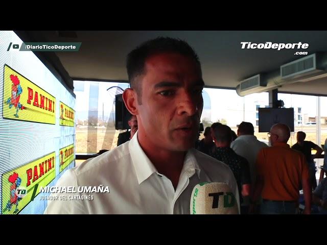 Michael Umaña: