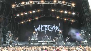 WhiteChapel Live at Bloodstock 2013 Full concert)