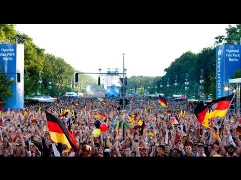 Livestream vom Hyundai Fan Park Berlin | WM-Finale Deutschland - Argentinien