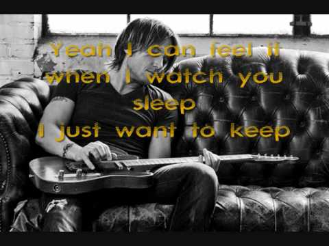 Keith urban big promises with lyrics