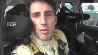 Bruno Scarpelli   Apoio sábado   Rally de Erechim 2017