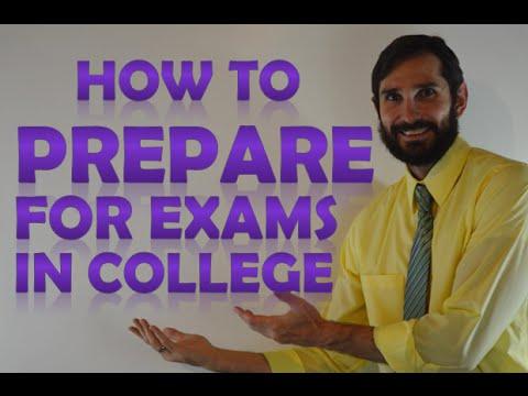 How do I prepare for college?