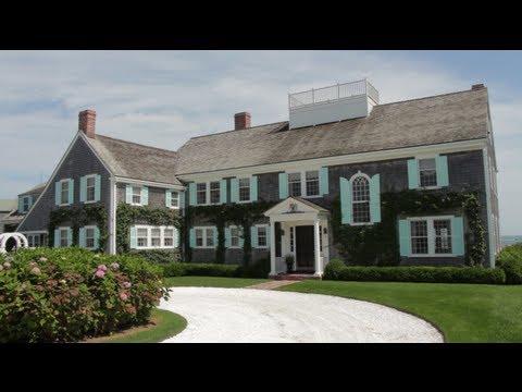 Inside The $27 Million Hilfiger Estate On Nantucket | Forbes