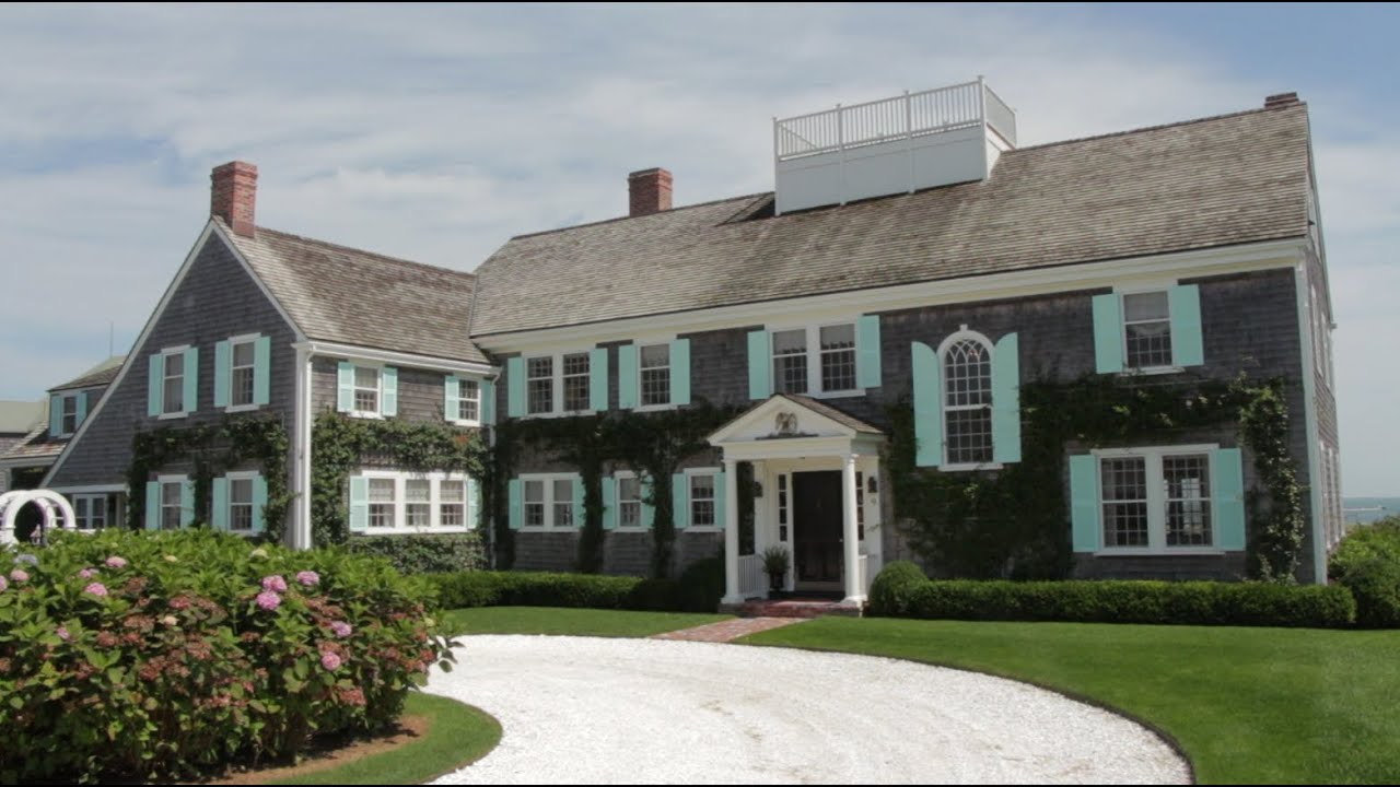 Inside the 27 million hilfiger estate on nantucket for Homes for sale on nantucket island