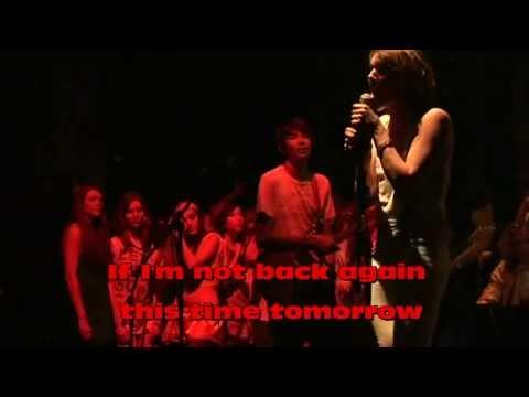 Jamie Campbell- Bedales School- Bohemian Rhapsody (Lyrics)
