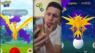 Where is SHADOW ZAPDOS \u0026 MOLTRES?? (Pokémon GO)