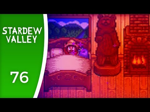 One second blue, the next second whoo-hoo! - Let's Play Stardew Valley #76