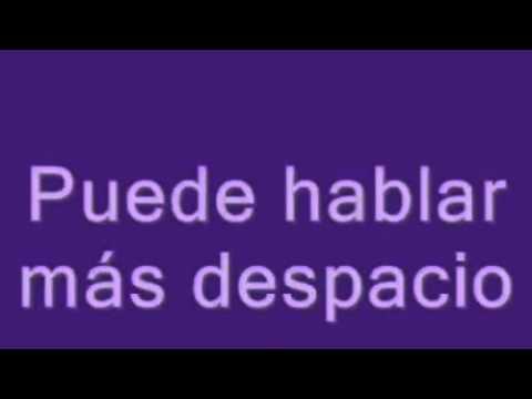 Frases úteis Em Espanhol Youtube