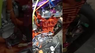 CB DOHC 250cc KRT-Tech jogja