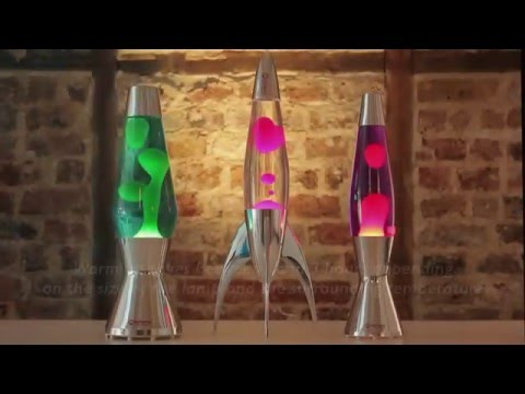 mathmos lava lamps product usage and care youtube
