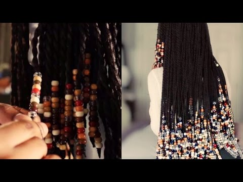 Unboxing+TUTORIAL ON BEADING TWISTS/BRAIDS HOW I GOT THE 70