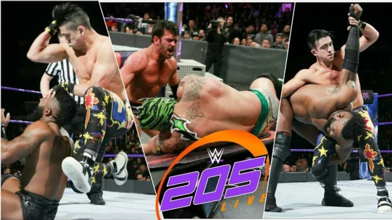 Download WWE 205 Highlights 27th March 2018 - WWE 205 Live Highlights 3/27/18